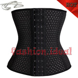 Corset Waist Trainer Body Shaper - black or beige