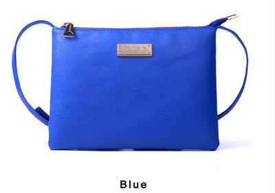 Leather  Shoulder Handbags - 5 colors
