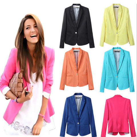 Blazer - 8 colors