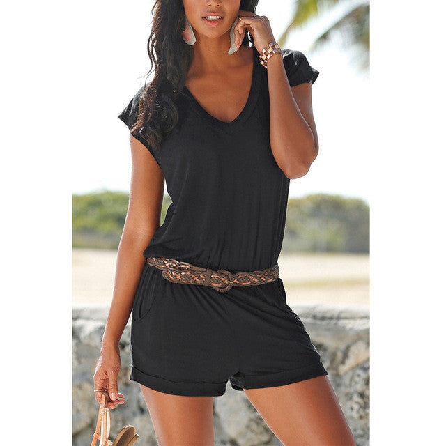 Playsuit romper - 2 colors