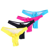 Brazilian Thong Cheeky Bowknot Bottoms - 4 colors