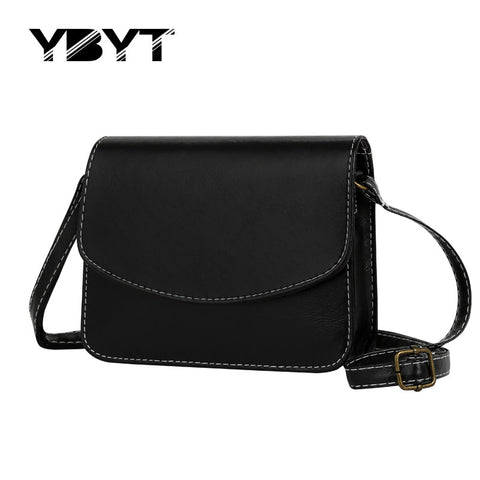 Small Shoulder Handbag - 5 colors
