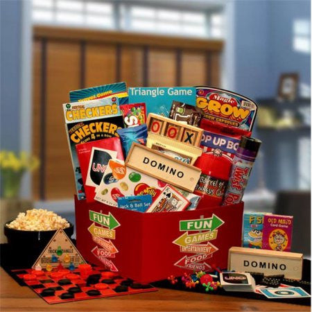 Fun & Games Gift Box