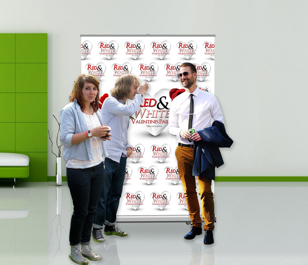 Roller Banners 1500mm x 2000mm (prices based on 1 artwork)