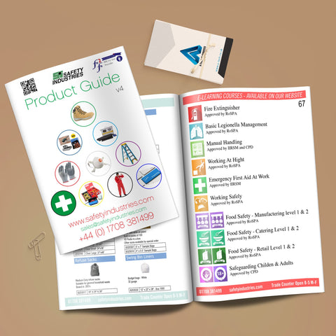 12pp Booklets (Heavier Cover)