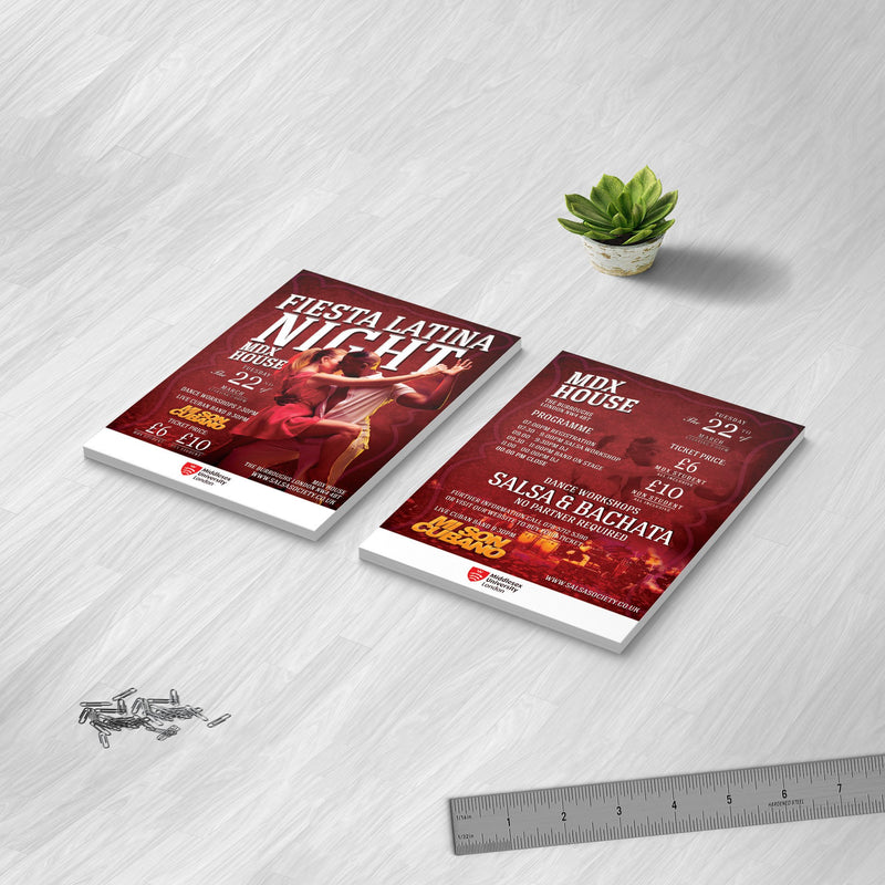 A7 Flyers 400gsm