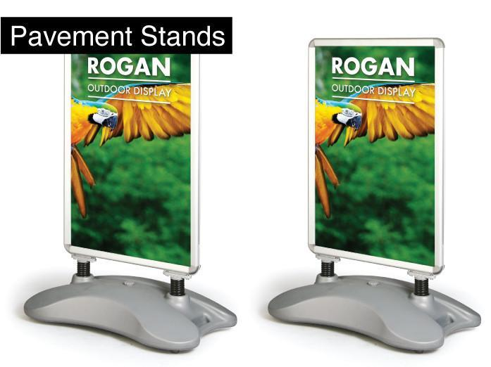 Pavement Stands - printexpert.co.uk