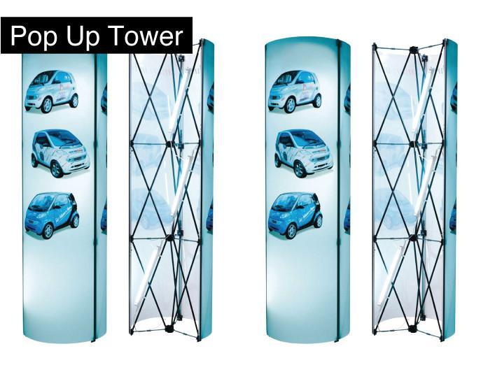 Pop Up Tower - printexpert.co.uk
