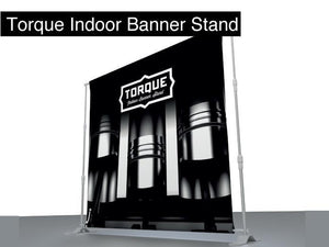 Torque Indoor Banner Stand - printexpert.co.uk