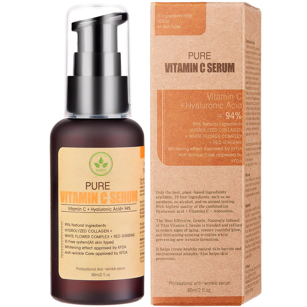 PURITO Pure Vitamin C Serum