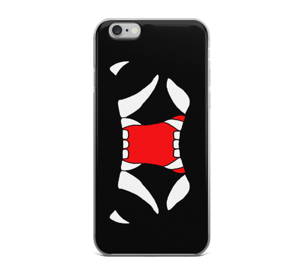 Oni Selfie Iphone Case
