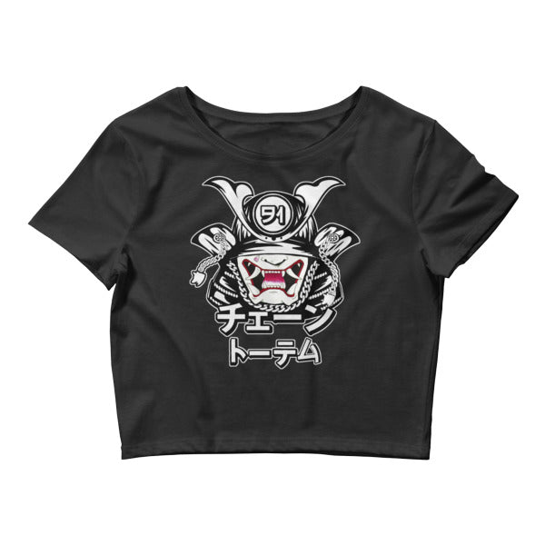 Totem x 91 chainz Women's Crop Tee