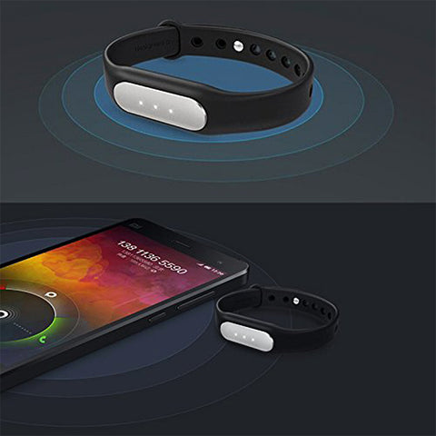 100% Original Xiaomi Mi Band 1S Heart Rate Tracker