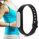 100% Original Xiaomi Mi Band 1S Heart Rate Wristband Tracker with white LED