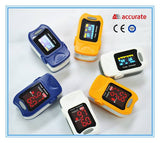 Fingertip Pulse Oximeter FS20A SPO2 Measurement FDA Approved