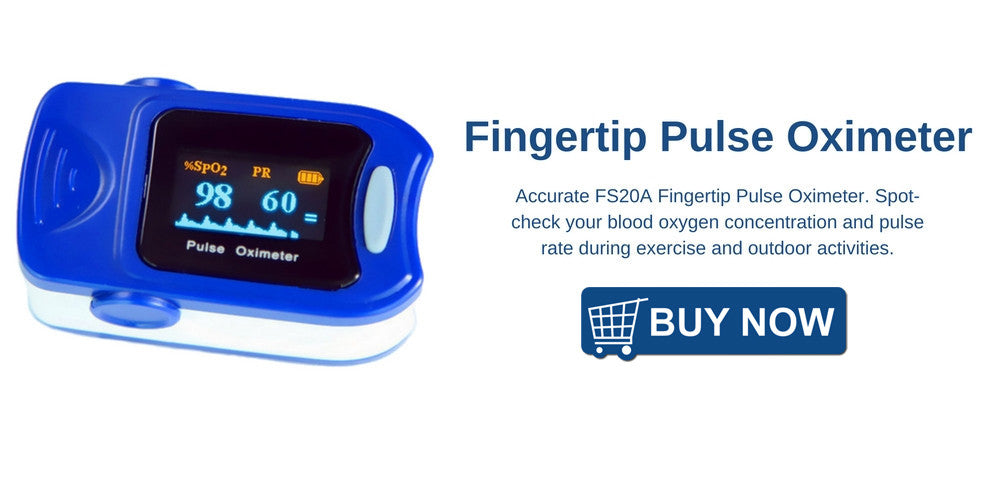 Pulse and Oxygen checker