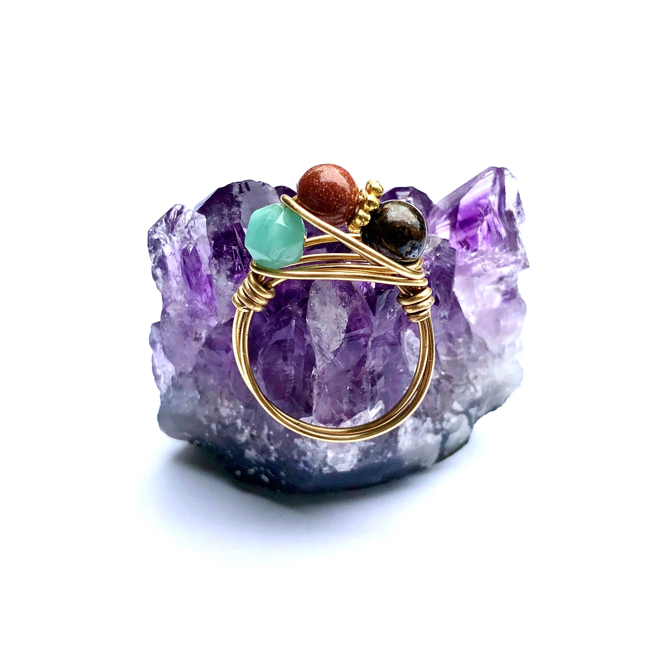 Grounded | Manifest Ring
