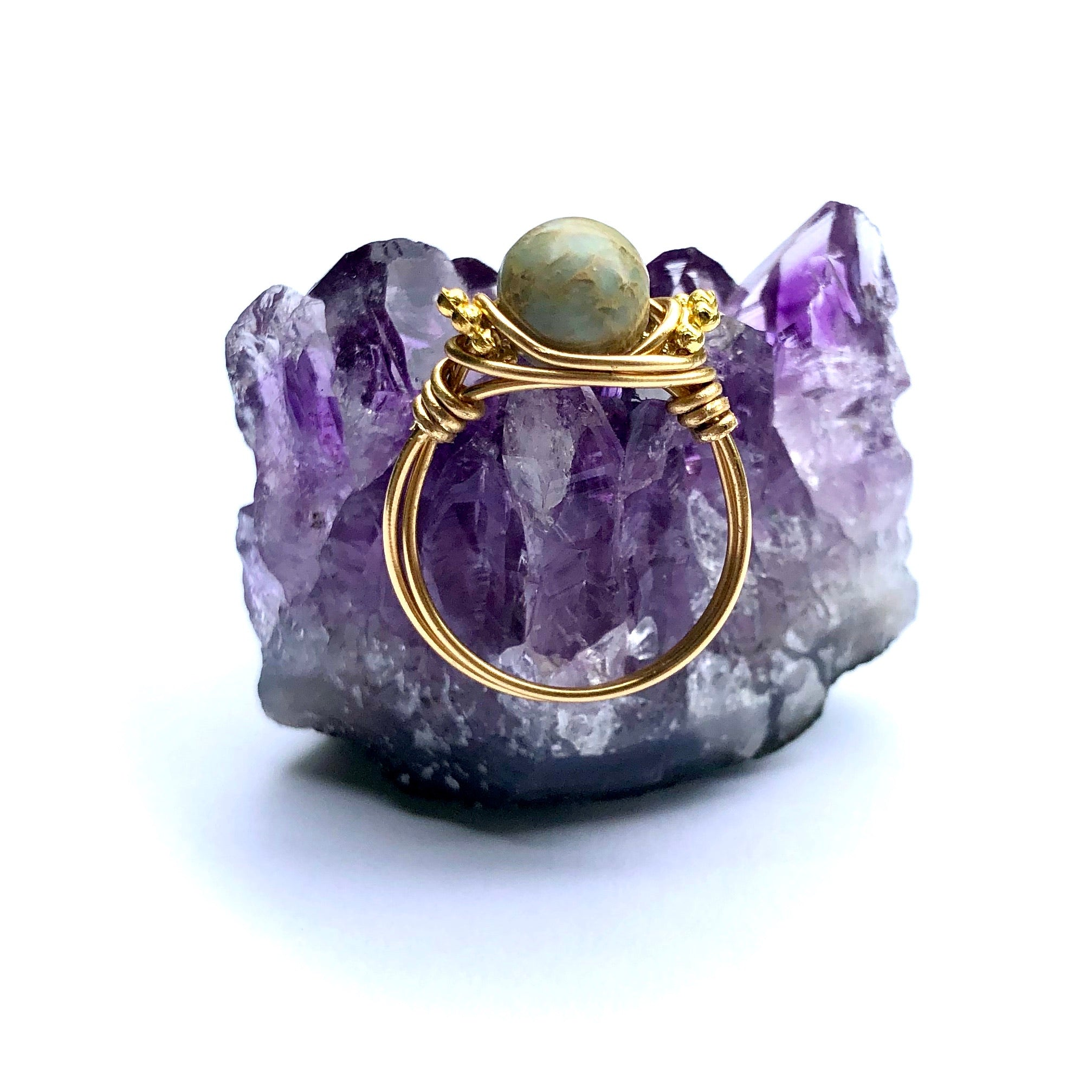 Transformation | Goddess Ring