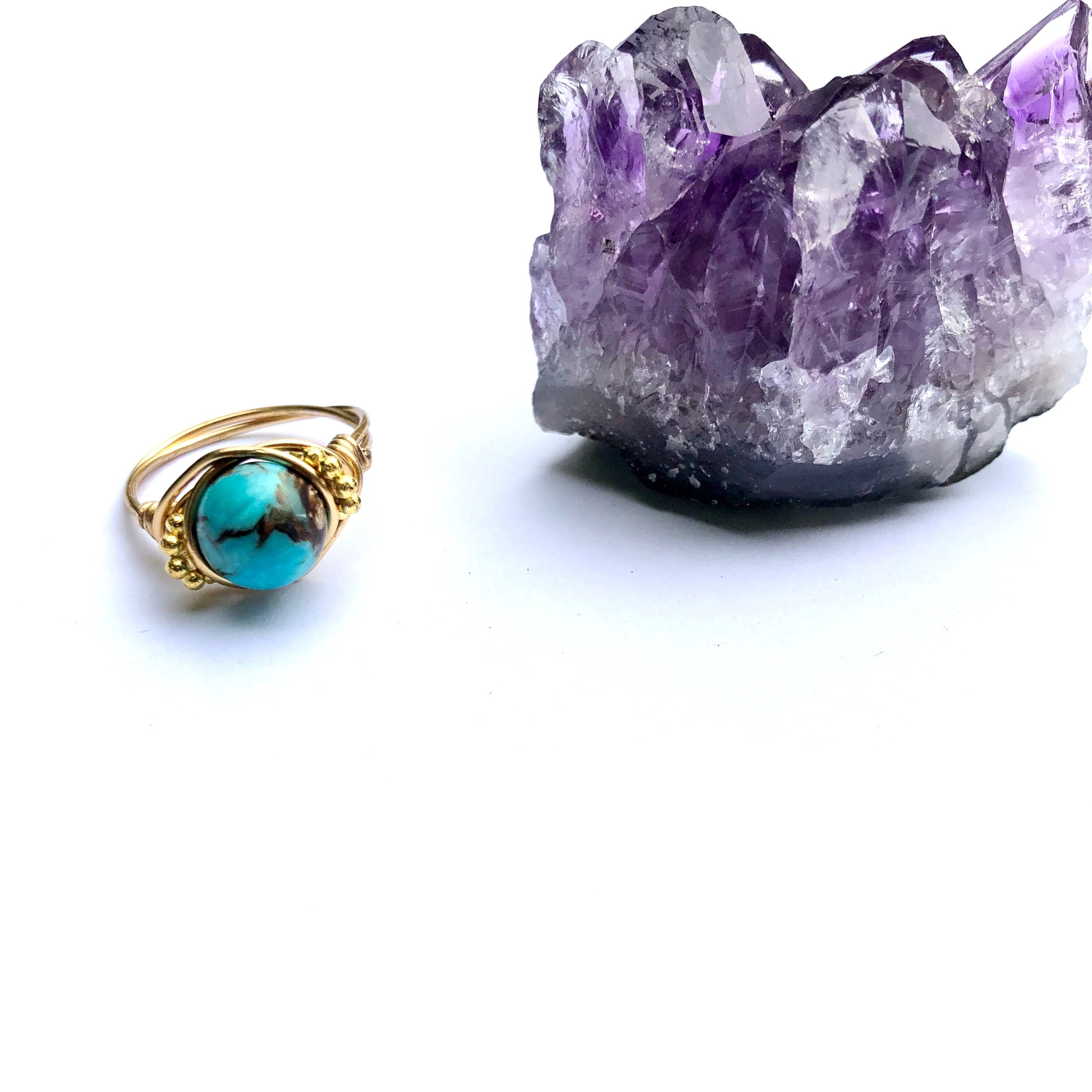 Mother Earth | Goddess Ring