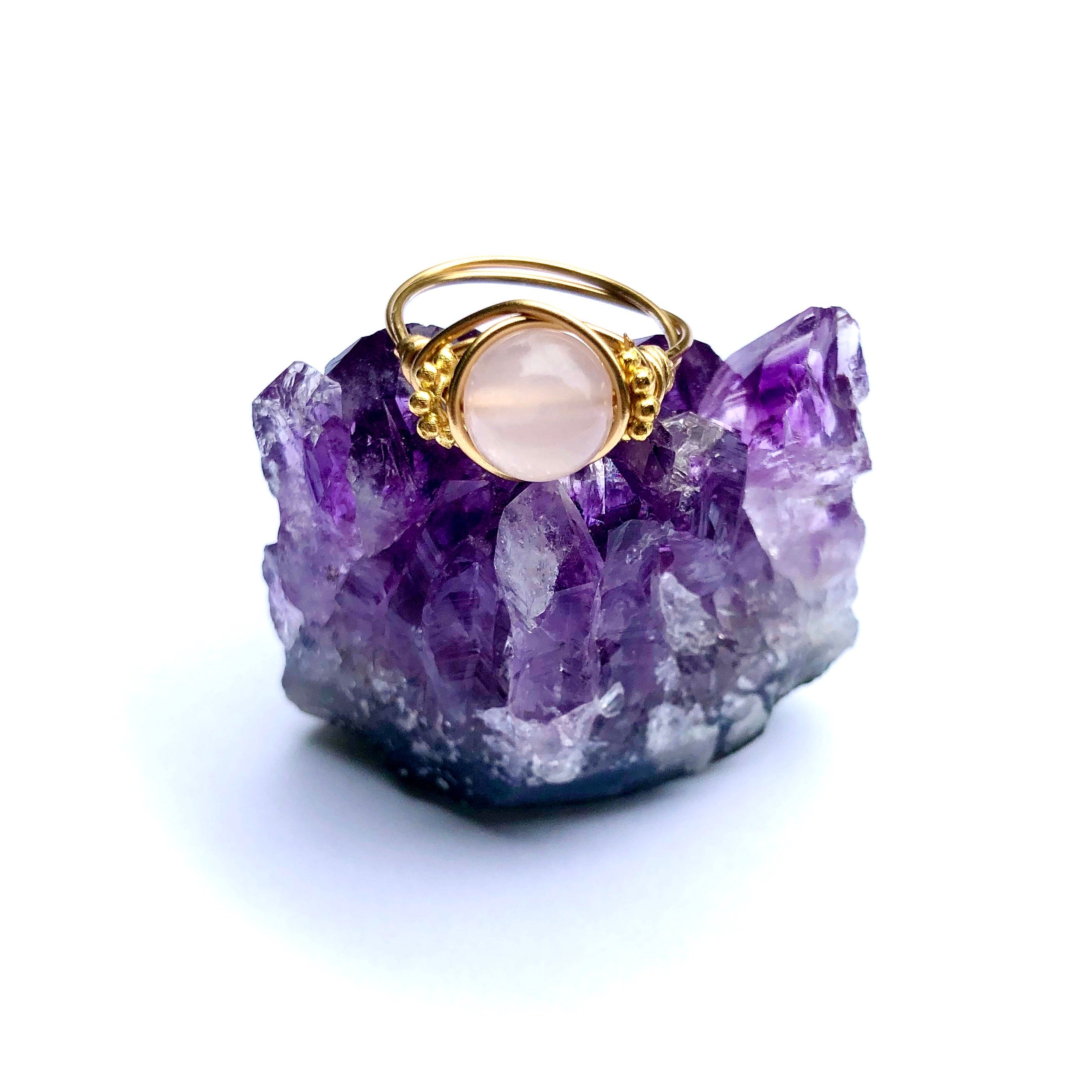 Infinite Love | Goddess Ring