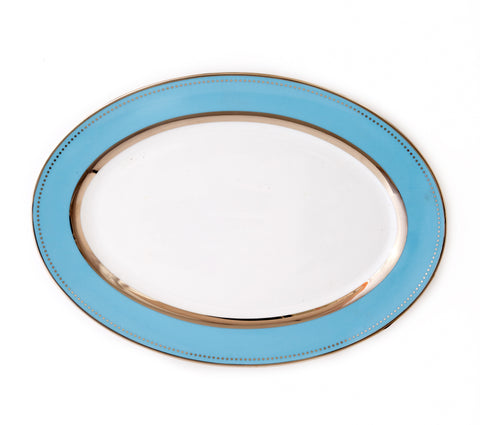 Oval Platter-Lauderdale Collection