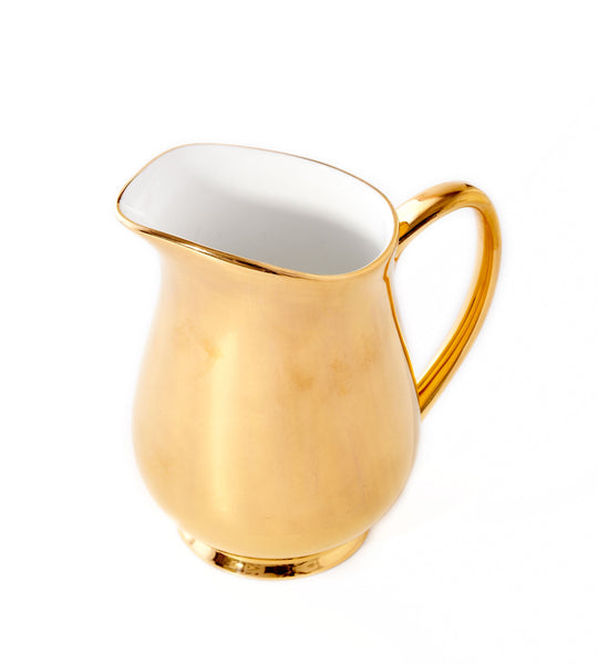 Creamer - Monaco 24kt Gold Collection