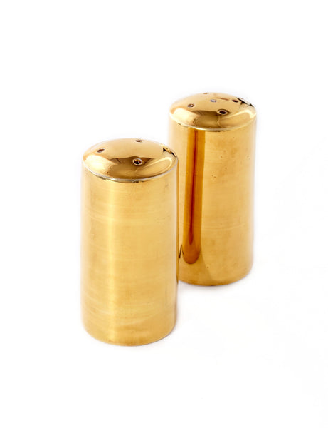 Salt & Pepper - Monaco 24kt Gold Collection