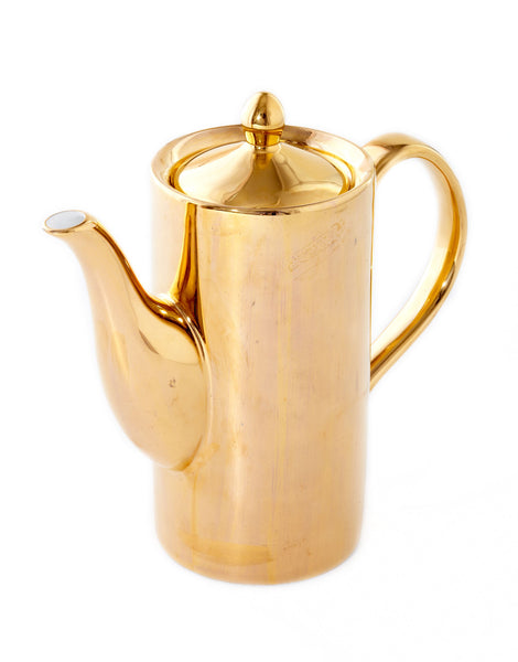 Teapot - Monaco 24kt Gold Collection