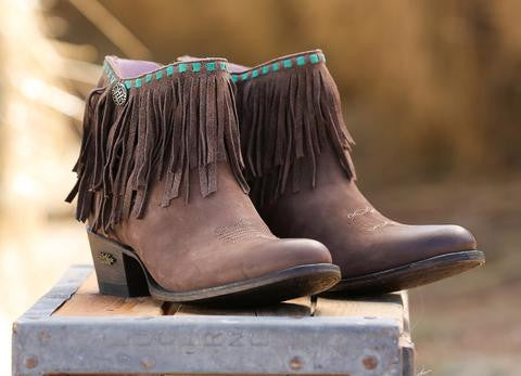 Fringe Benefits Boots