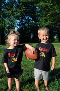 Toddler KC tee
