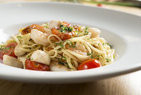Chef's Pick - Garlic Butter Linguine with Shrimp