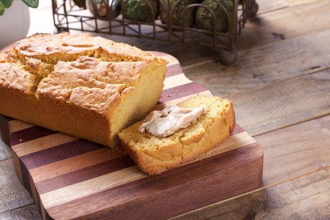 Brown Sugar Corn Bread