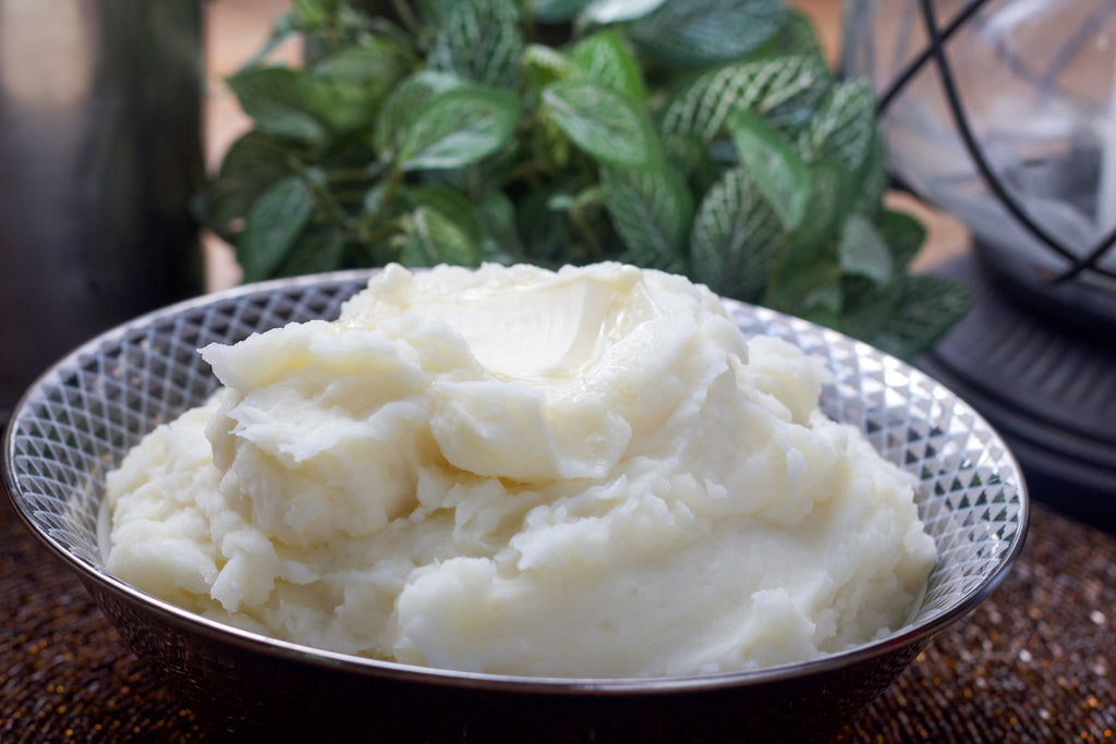 The Creamiest Mashed Potatoes!