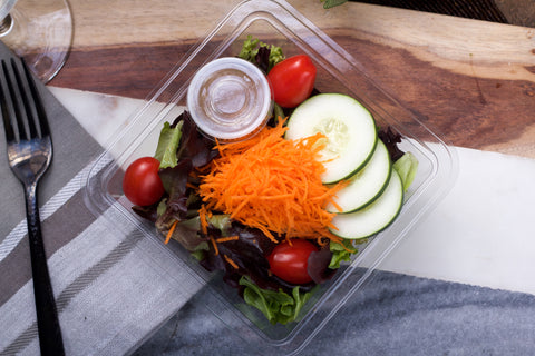 FAS Side Salad with Ranch Dressing