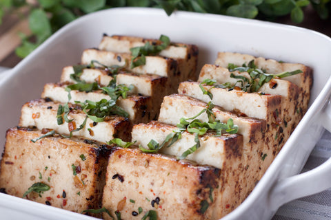 Marinated Tofu