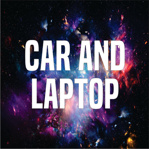 JDM Car and Laptop Decals