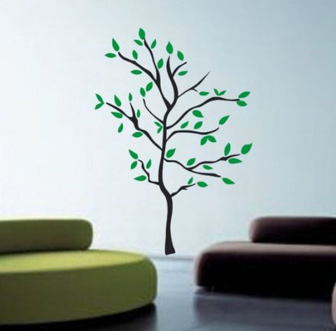 Huge Modern Tree Wall Decal Sticker Nature Nursery Baby Kid Boy Girl Room - ezwalldecals  - vinyl decal - vinyl sticker - decals - stickers - wall decal - jdm decal - vinyl stickers - vinyl decals - 1