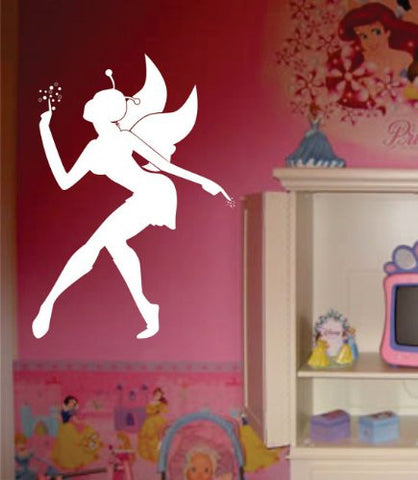 Fairy Wall Decal Sticker Girl Nursery Fairytale Dream Queen Room - ezwalldecals  - vinyl decal - vinyl sticker - decals - stickers - wall decal - jdm decal - vinyl stickers - vinyl decals - 1
