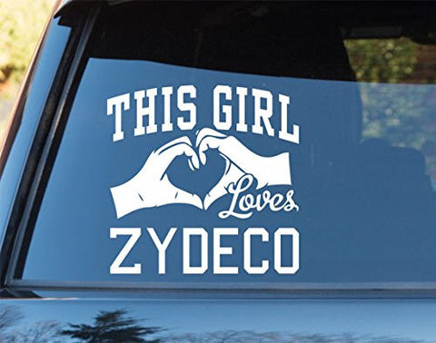 This Girl Loves Zydeco Decal Sticker Car Window Truck Laptop - ezwalldecals vinyl decal - vinyl sticker - decals - stickers - wall decal - jdm decal - vinyl stickers - vinyl decals - 1