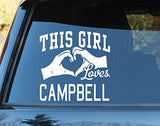 This Girl Loves Campbell Decal Sticker Car Window Truck Laptop - ezwalldecals vinyl decal - vinyl sticker - decals - stickers - wall decal - jdm decal - vinyl stickers - vinyl decals - 1