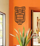 Tiki 2 Decal Sticker Wall Mural Art Graphic Vintage Baby Nursery Office Room - ezwalldecals  - vinyl decal - vinyl sticker - decals - stickers - wall decal - jdm decal - vinyl stickers - vinyl decals - 1