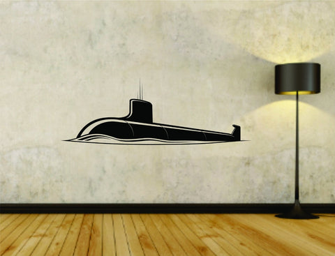 Military Ship Submarine Sub Navy Boat Version 101 Vinyl Wall Decal Sticker - ezwalldecals vinyl decal - vinyl sticker - decals - stickers - wall decal - jdm decal - vinyl stickers - vinyl decals - 1
