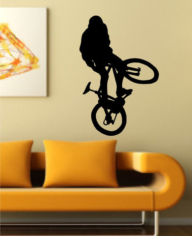 BMX Rider Version 105 Decal Sticker Bike Bicycle X Games Racing - ezwalldecals  - vinyl decal - vinyl sticker - decals - stickers - wall decal - jdm decal - vinyl stickers - vinyl decals - 1
