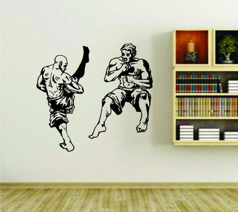 Martial Arts Karate Master MMA Man Version 107 Vinyl Wall Decal Sticker - ezwalldecals  - vinyl decal - vinyl sticker - decals - stickers - wall decal - jdm decal - vinyl stickers - vinyl decals - 1
