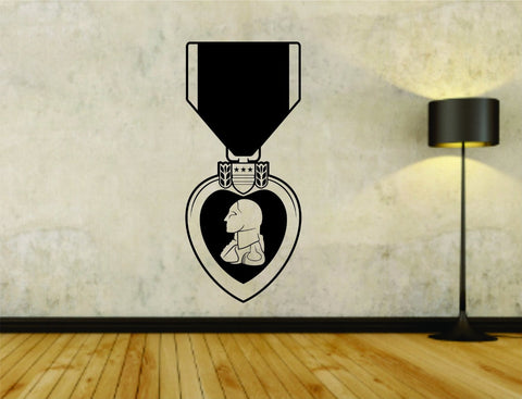 USA Military Award Metal Soldier Uniform Vinyl Wall Decal Sticker Car Window - ezwalldecals  - vinyl decal - vinyl sticker - decals - stickers - wall decal - jdm decal - vinyl stickers - vinyl decals - 1
