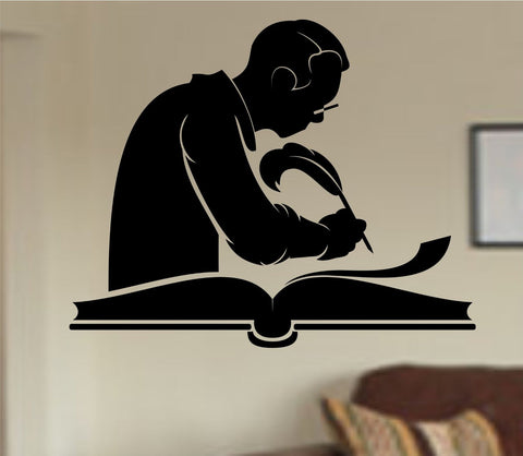Author Version 101 Vinyl Wall Decal Sticker Car Window Truck Decals Stickers - ezwalldecals  - vinyl decal - vinyl sticker - decals - stickers - wall decal - jdm decal - vinyl stickers - vinyl decals - 1