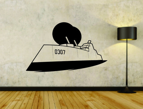 Military Ship Submarine Sub Navy Boat Version 102 Vinyl Wall Decal Sticker - ezwalldecals vinyl decal - vinyl sticker - decals - stickers - wall decal - jdm decal - vinyl stickers - vinyl decals - 1