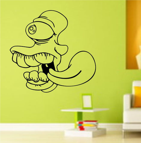 Monster Version 101 Wall Vinyl Decal Sticker Art Graphic Sticker Walking Dead - ezwalldecals  - vinyl decal - vinyl sticker - decals - stickers - wall decal - jdm decal - vinyl stickers - vinyl decals - 1