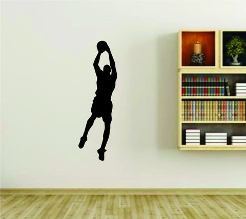 Basketball Player Version 107 Sports Vinyl Wall Decal Sticker - ezwalldecals  - vinyl decal - vinyl sticker - decals - stickers - wall decal - jdm decal - vinyl stickers - vinyl decals - 1