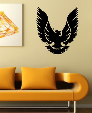Pheonix Bird Vinyl Wall Decal Sticker Art Graphic Decals Stickers - ezwalldecals  - vinyl decal - vinyl sticker - decals - stickers - wall decal - jdm decal - vinyl stickers - vinyl decals - 1